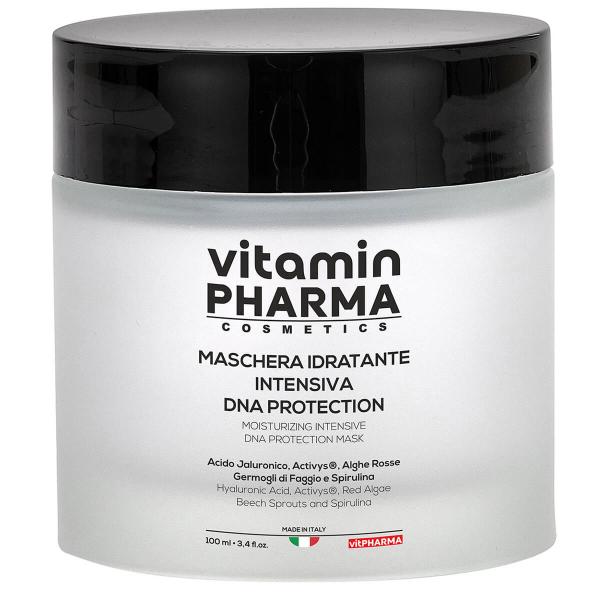 Maschera idratante intensiva DNA protection
